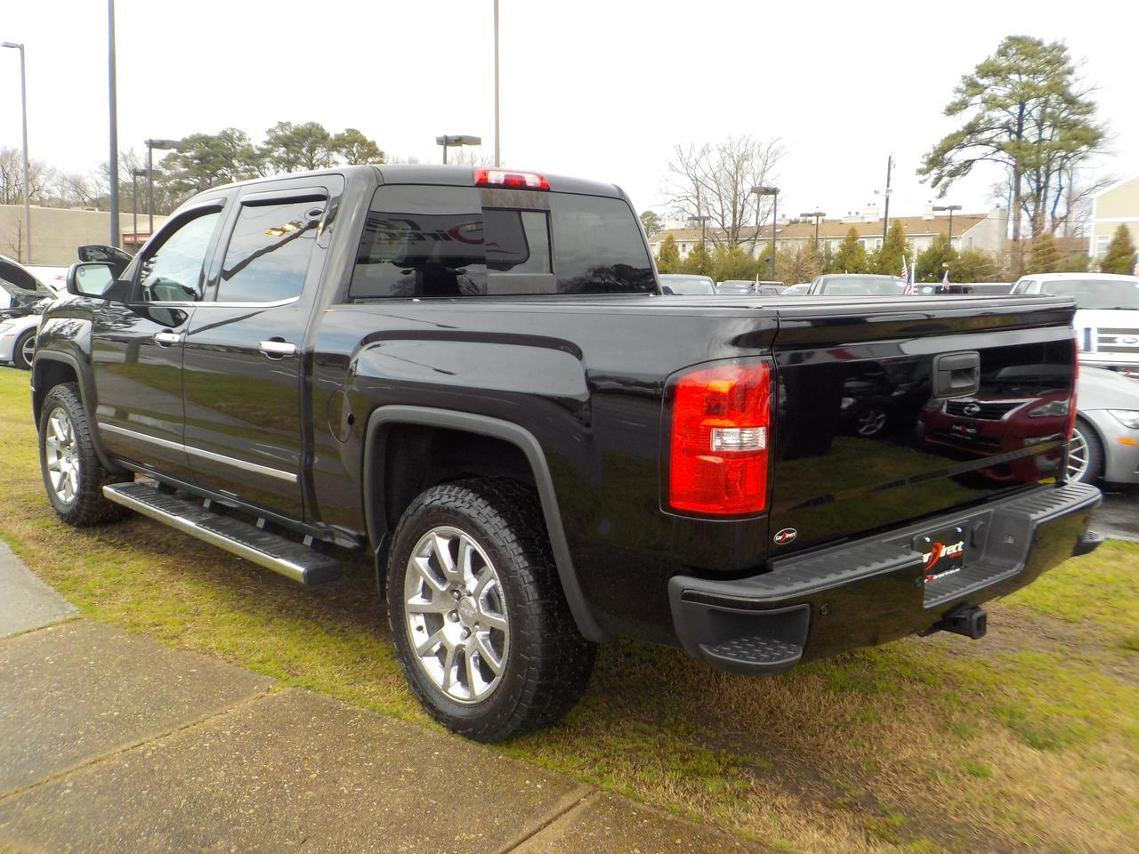 2014 GMC SIERRA 1500 DENALI 4X4, WARRANTY, NAVIGATION, HEATED AND COOLED SEATING, DAYTIME RUNNING LIGHTS, TOW! Virginia Beach VA