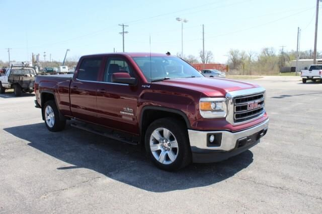 2014 GMC Sierra 1500 4WD Crew Cab 143.5 SLE Fort Scott KS