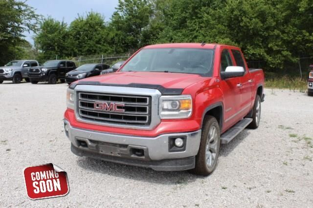 2014 GMC Sierra 1500 4WD Crew Cab 143.5 SLT Fort Scott KS