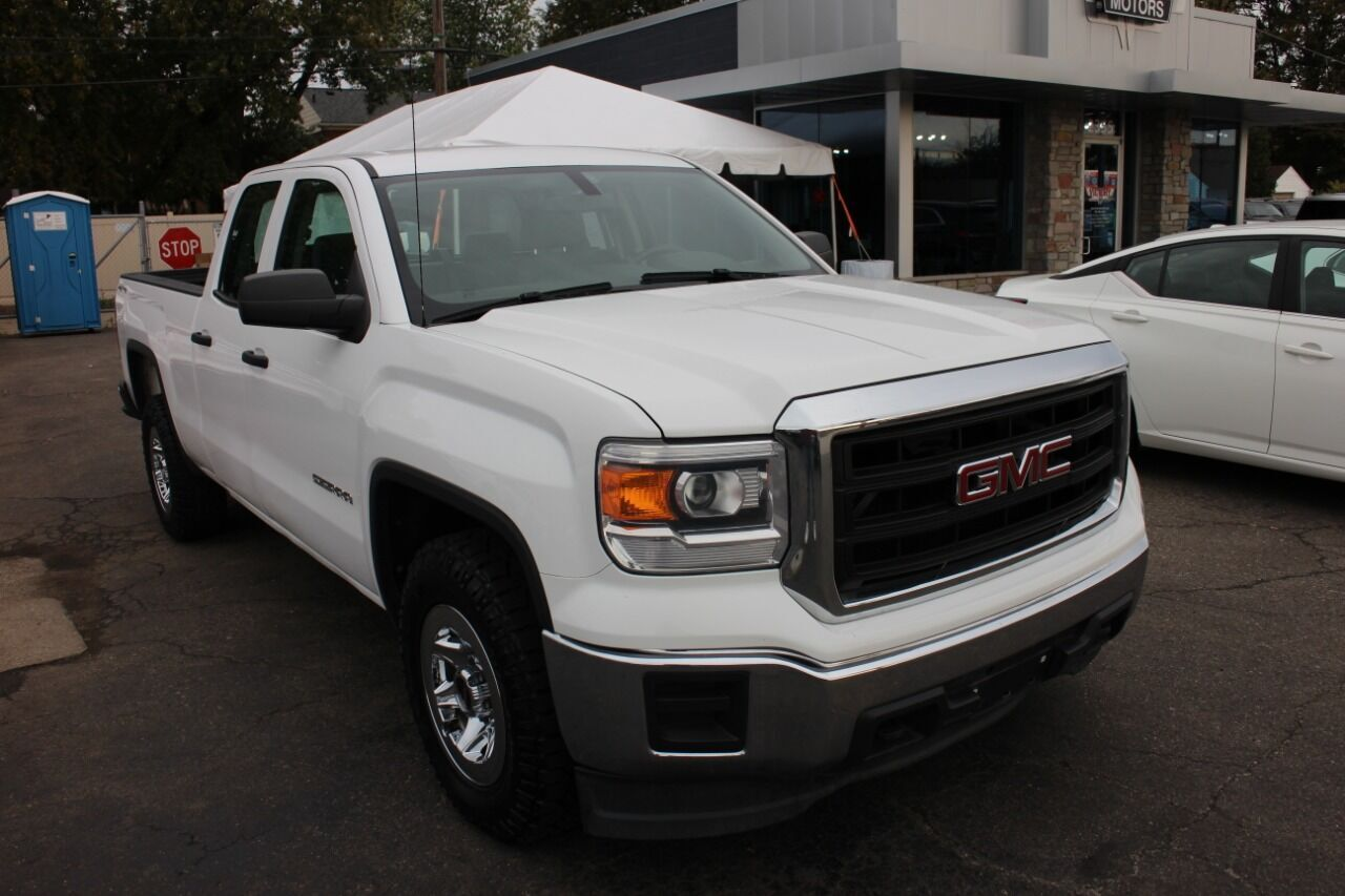 2014 GMC Sierra 1500 Base 4x4 4dr Double Cab 6.5 ft. SB Wyandotte MI