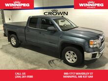 2014_GMC_Sierra 1500_SLE 4WD/5.3L V8/ Rear view camera_ Winnipeg MB