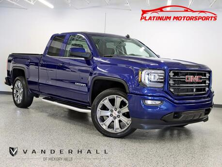 2014_GMC_Sierra 1500 SLE 4WD_Z71 Pkg Auto Back Up Camera Clean Work Truck Carfax Certified_ Hickory Hills IL