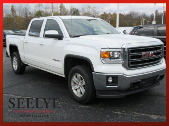 2014 GMC Sierra 1500 SLE Battle Creek MI