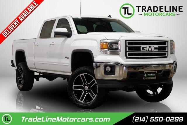 2014 GMC Sierra 1500 SLE CARROLLTON TX
