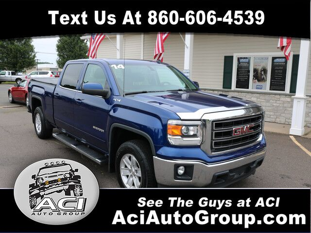 2014 GMC Sierra 1500 SLE East Windsor CT