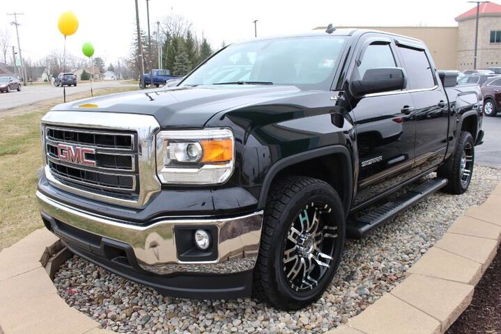 2014 GMC Sierra 1500 SLE Fort Wayne Auburn and Kendallville IN