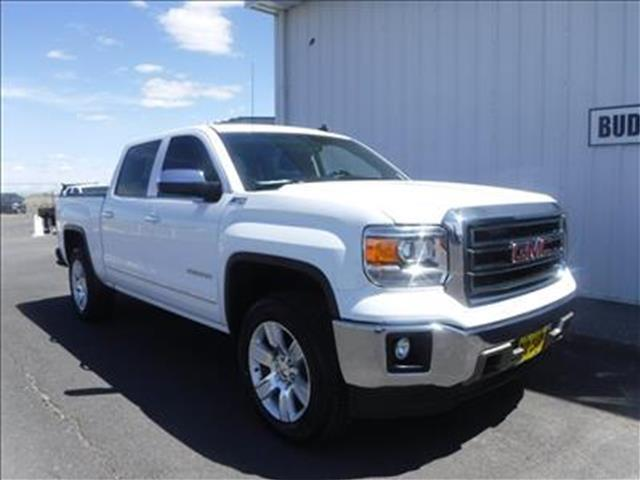 2014 GMC Sierra 1500 SLT 4x4 Crew Cab 5.75 ft. box 143.5 in. WB Moses Lake WA