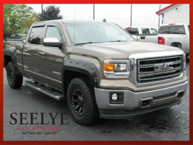 2014 GMC Sierra 1500 SLT Battle Creek MI