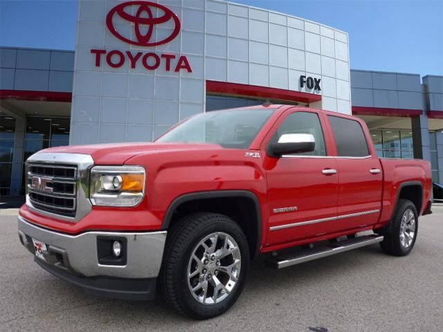 2014 GMC Sierra 1500 SLT Clinton TN