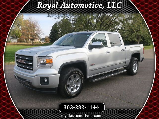 2014 GMC Sierra 1500 SLT Englewood CO
