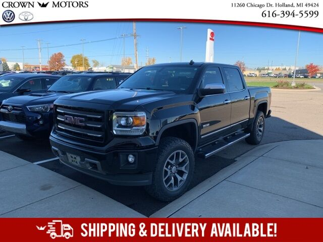 2014 GMC Sierra 1500 SLT Holland MI