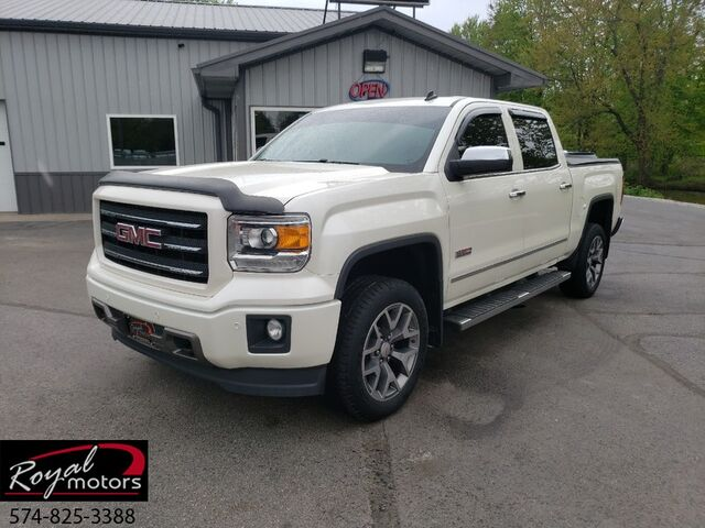 2014 GMC Sierra 1500 SLT Middlebury IN
