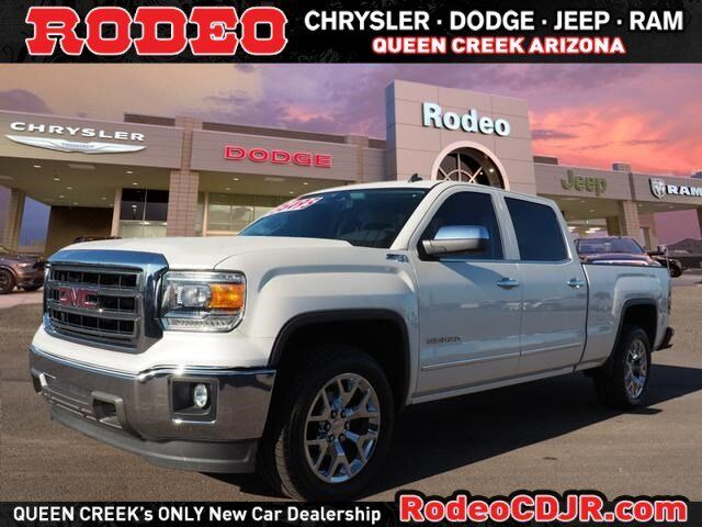 2014 GMC Sierra 1500 SLT Queen Creek AZ