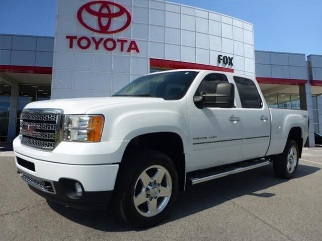 2014 GMC Sierra 2500HD Denali Clinton TN