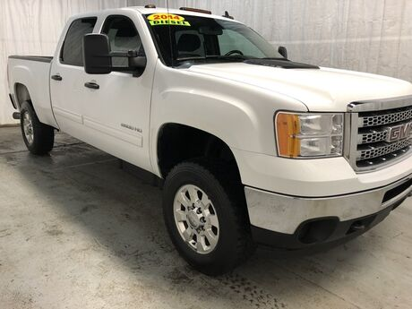 2014 GMC Sierra 2500HD SLE Wyoming MI
