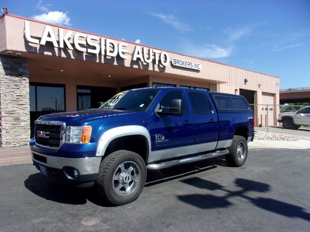 2014 GMC Sierra 2500HD SLT Crew Cab 4WD Colorado Springs CO