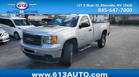2014 GMC Sierra 2500HD Work Truck Long Box 4WD Ulster County NY