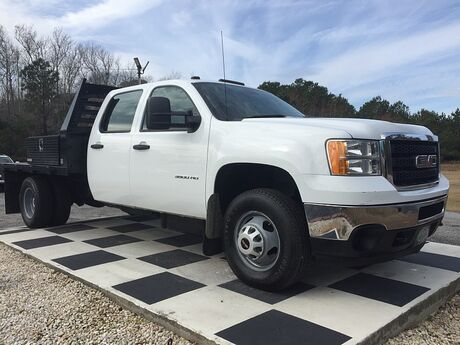 2014 GMC Sierra 3500 Cab-Chassis 4WD Crew Cab 171