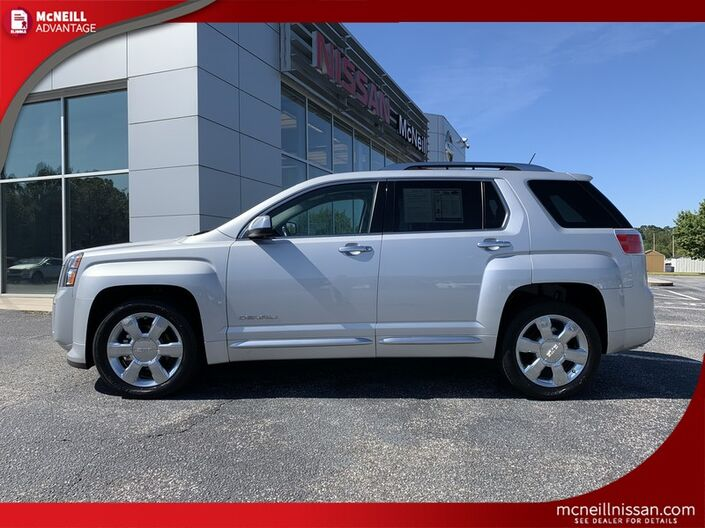 2014 GMC Terrain Denali High Point NC