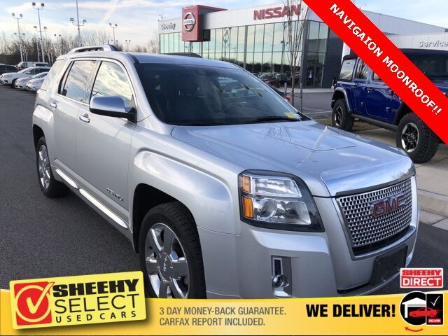 2014 GMC Terrain Denali White Marsh MD