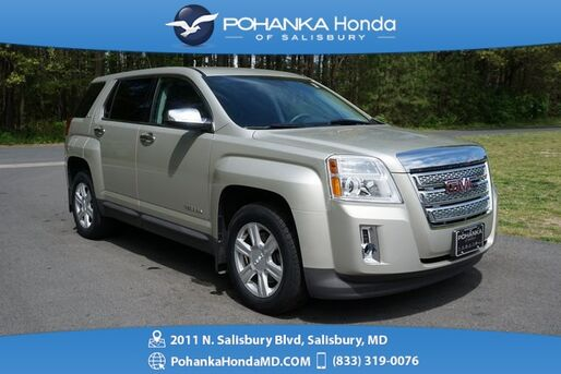 2014_GMC_Terrain_SLE-1 ** Guaranteed Financing **_ Salisbury MD