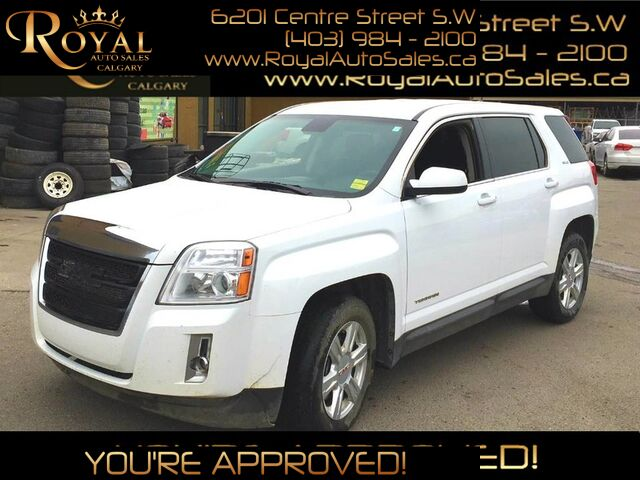 2014_GMC_Terrain_SLE BLUETOOTH, REAR VIEW CAMERA,_ Calgary AB