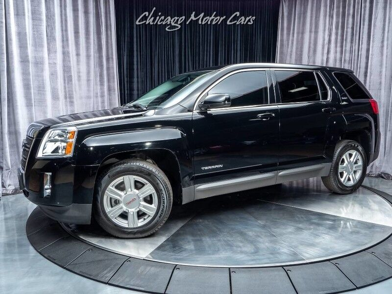 2014_GMC_Terrain_SLE_ Chicago IL