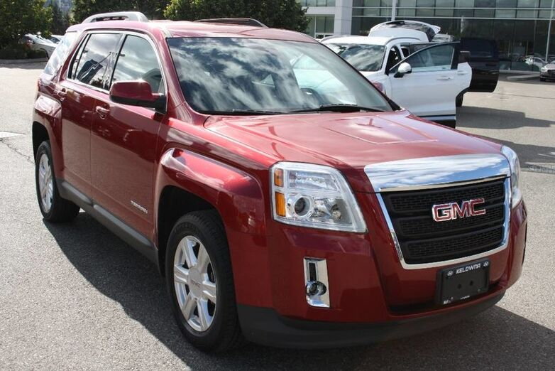 2014 GMC Terrain SLT NO accident,Low kms, Full Load. Kelowna BC