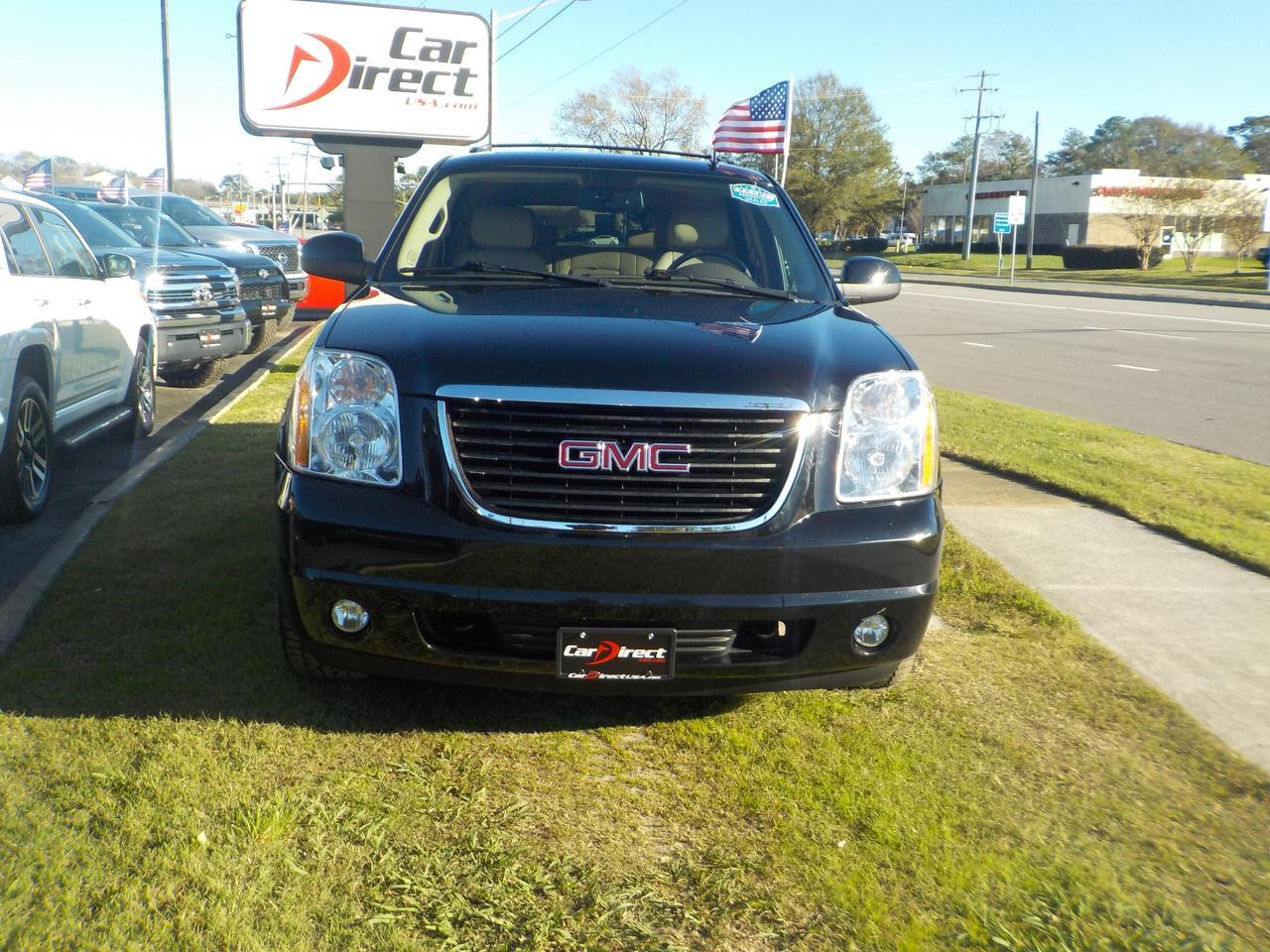 2014 GMC YUKON SLT 4X4, HEATED + COOLED SEATS, BOSE SOUND, TOW PKG, REMOTE START, BACKUP CAM, POWER LIFTGATE! Virginia Beach VA