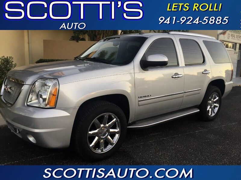 2014 GMC Yukon Denali ONLY 47K MILES! DVD! NAVI! 3RD ROW SEAT! NEW TIRES! MINT!