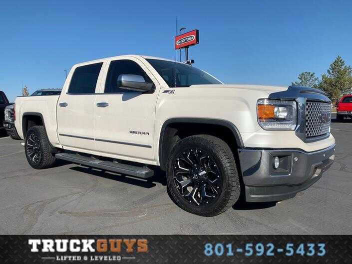 2014 Gmc 1500 SLT West Valley City UT