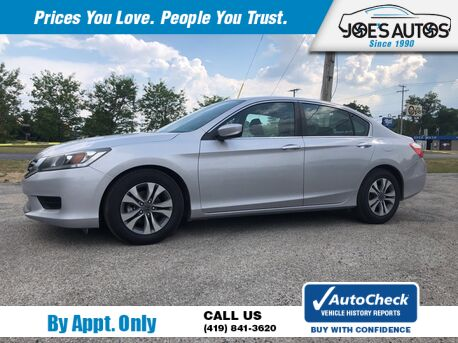 2014_HONDA_ACCORD_LX_ Toledo OH