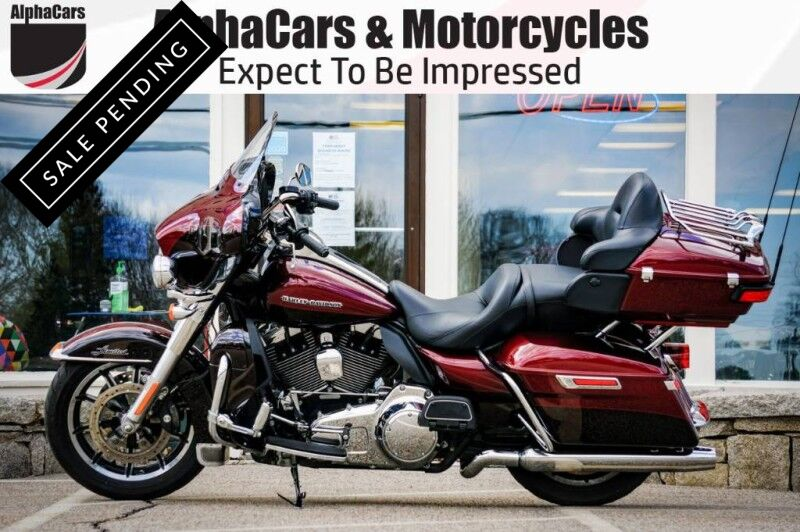 2014 Harley-Davidson FLHTK Electra Glide Ultra Limited Boxborough MA