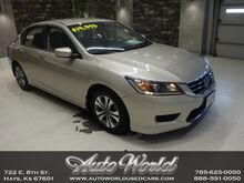 2014_Honda_ACCORD LX__ Hays KS