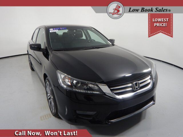 2014 Honda ACCORD SEDAN Sport Salt Lake City UT