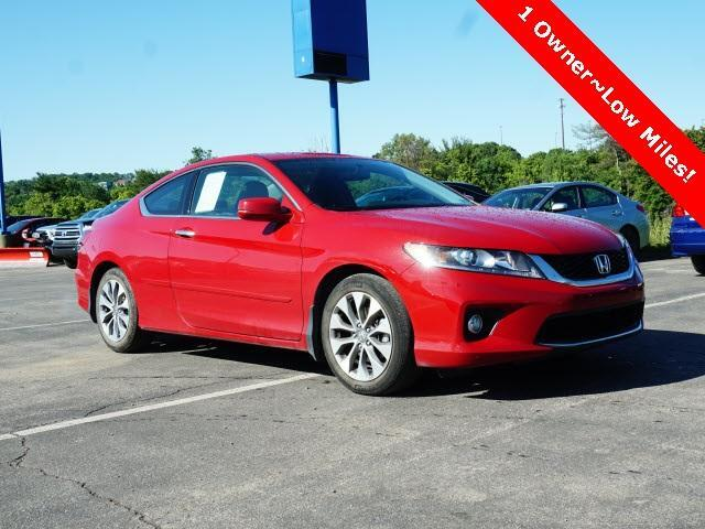 2014 Honda Accord 2dr I4 CVT EX Cranberry Twp PA
