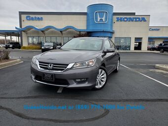 2014_Honda_Accord_4dr I4 CVT EX-L_ Richmond KY