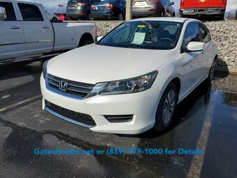2014_Honda_Accord_4dr I4 CVT LX_ Richmond KY