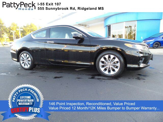 2014 Honda Accord Coupe EX-L FWD Jackson MS