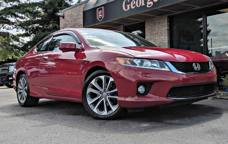 2014 Honda Accord Coupe EX-L Georgetown KY