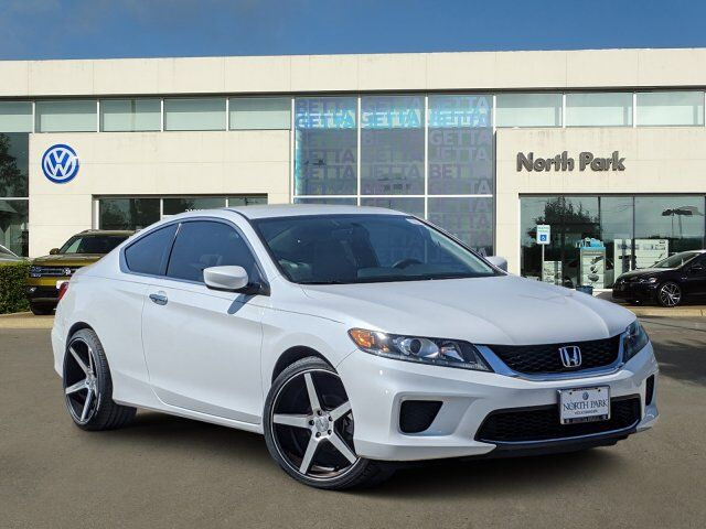 2014 Honda Accord Coupe LX-S San Antonio TX