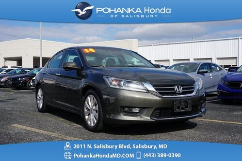 2014_Honda_Accord_EX-L ** SUNROOF & LEATHER ** GUARANTEED FINANCING **_ Salisbury MD