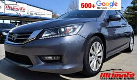 2014_Honda_Accord_EX L 4dr Sedan_ Saint Augustine FL