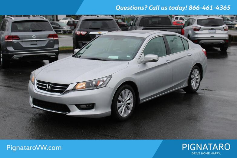 2014 Honda Accord EX-L Everett WA