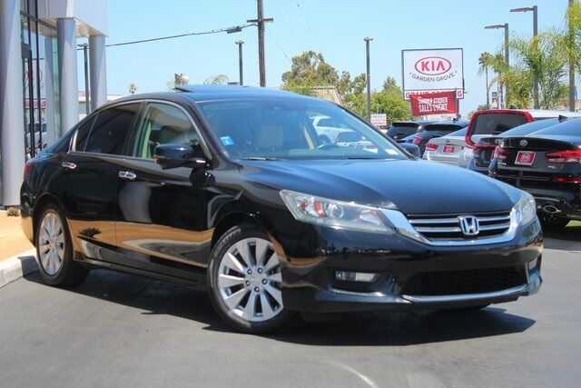 2014 Honda Accord EX-L Garden Grove CA