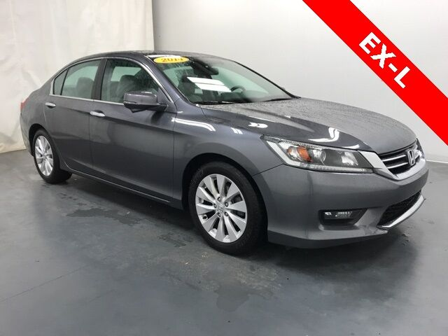 2014 Honda Accord EX-L Holland MI