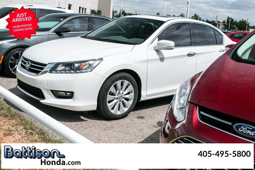 2014_Honda_Accord_EX-L_ Oklahoma City OK
