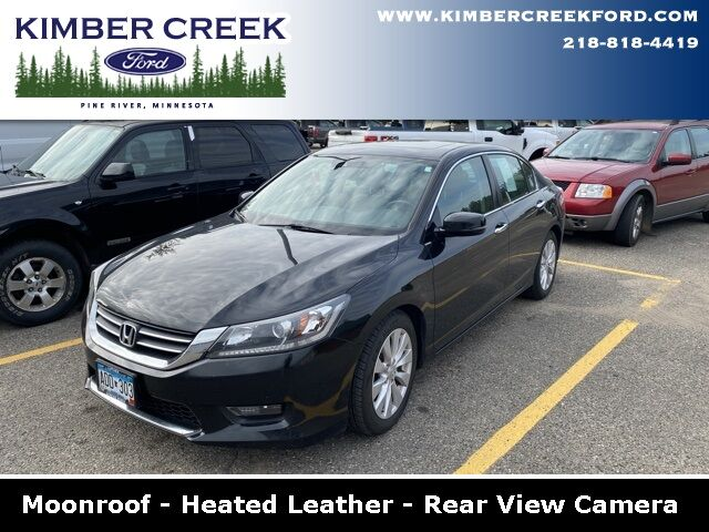 2014 Honda Accord EX-L Pine River MN