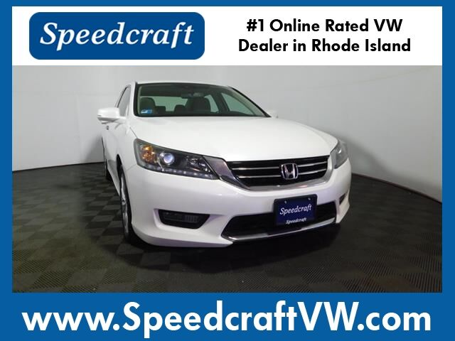 2014 Honda Accord EX-L SEDAN Wakefield RI