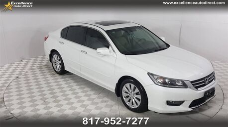 2014_Honda_Accord_EX-L SUNROOF,BCK-CAM,BUCKET SEATS,BLUETOOTH..._ Euless TX